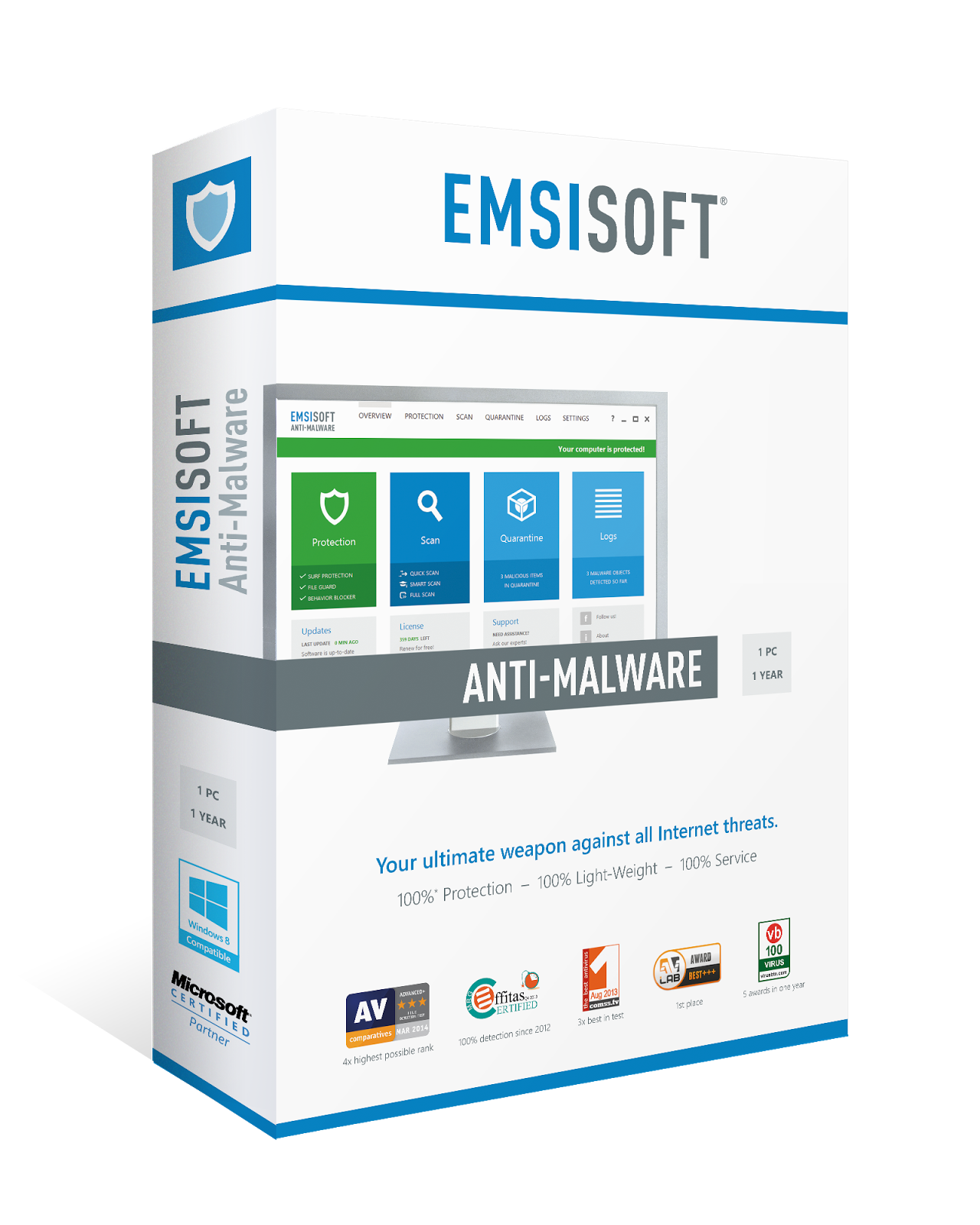 EMSISOFT ANTIMALWARE