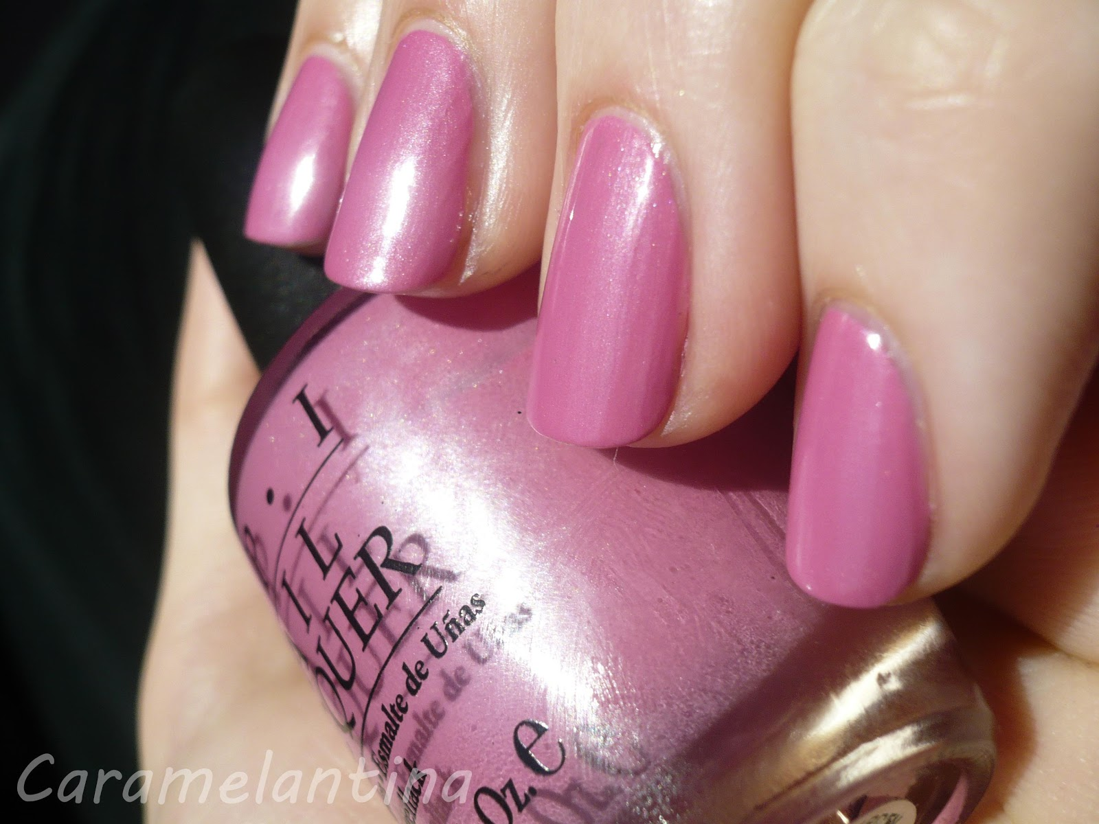 Opi Japanese Rose Garden, opiniones swatch review