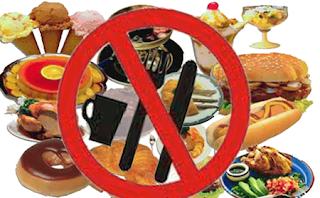 Makanan yang dapat menyebabkan keguguran pada wanita hamil