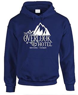Overlook Hotel Hoodie, The Shining Hoodie, Stephen King Hoodie, Stephen King Store