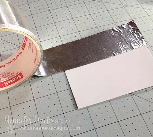 Faux Metal Tutorial | Newton's Nook Designs