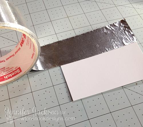 Faux Metal Tutorial | Newton's Nook Designs