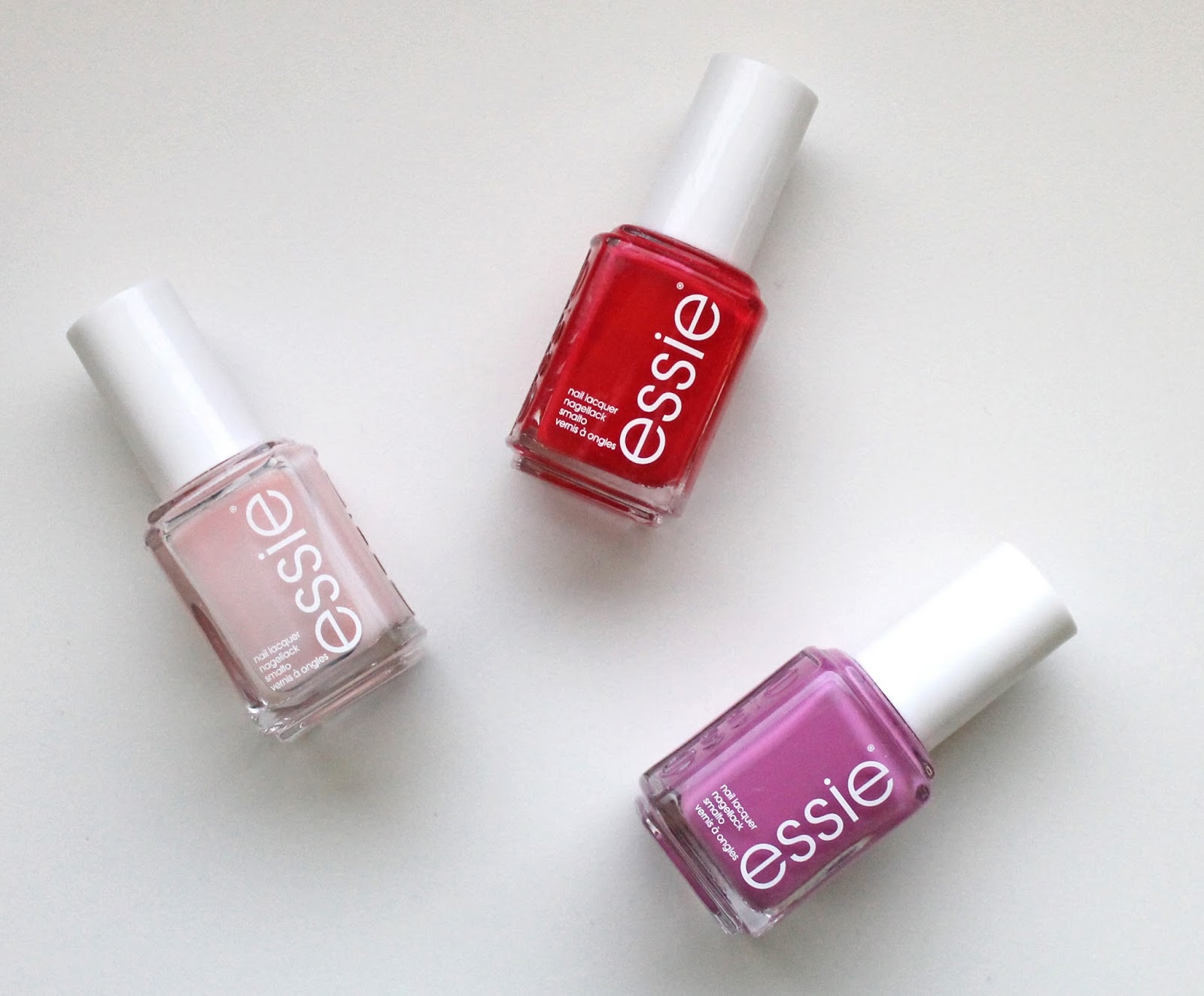 My New Essie Favourites | Rosy Disposition