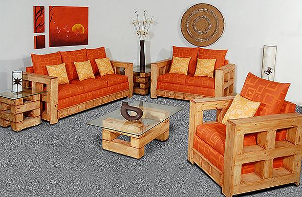 muebles rusticos la ceiba