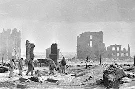 BATALLA DE STALINGRADO (23/08/1942 – 02/02/1943) UNIÓN SOVIÉTICA Vs ALEMANIA.