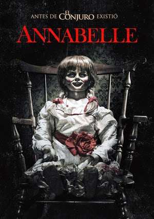 Poster Annabelle 2014