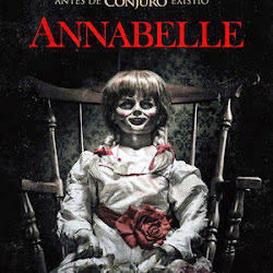 Poster Annabelle 2014