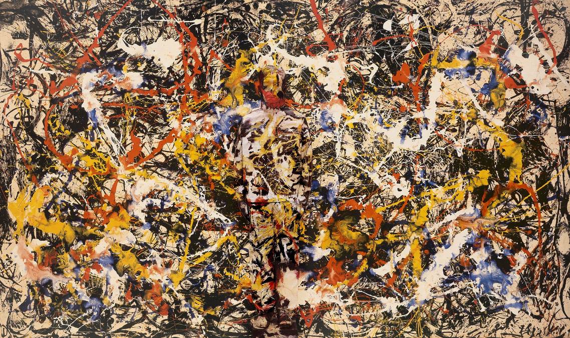 15-Pollock-Scent-Liu-Bolin-Find-The-Painted-Invisible-Man-www-designstack-co