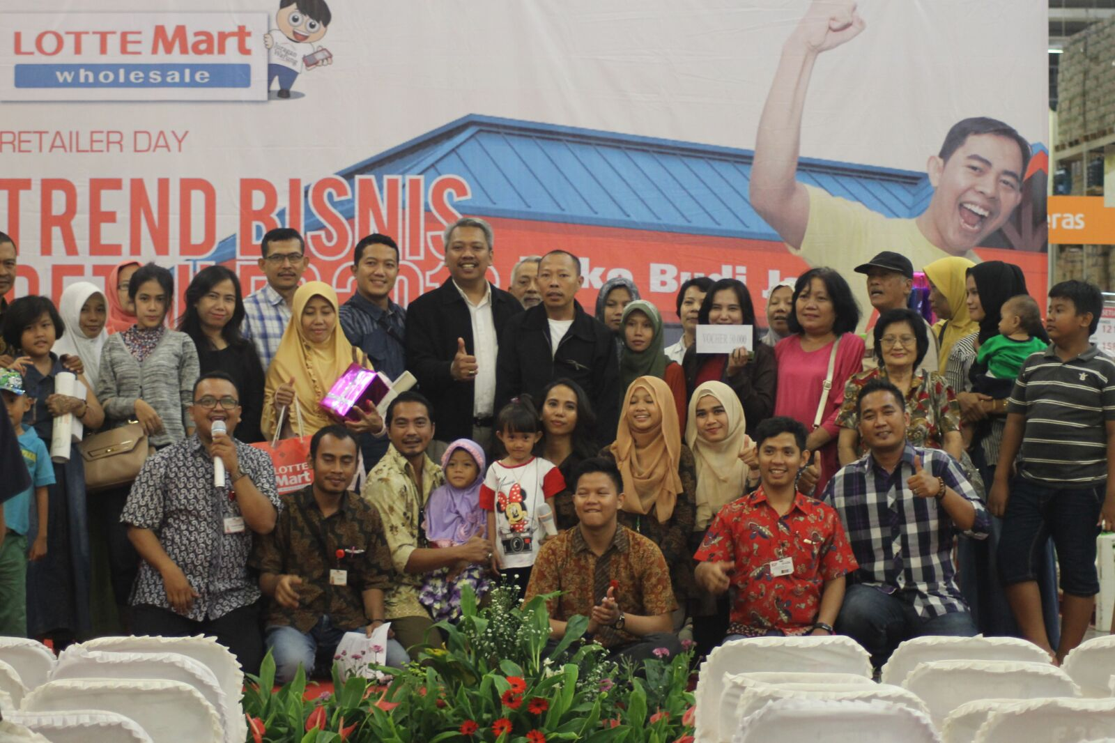 Motivator Kuncoro Y., adalah Motivator Rakyat.