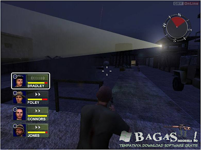 Conflict Desert Storm 2 : Back To Baghdad RIP 3