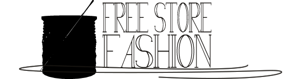 Free store fashion logo
