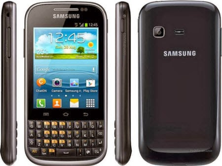 Root B5330XXUBMI3 Android 4.1.2 Stock Firmware on Galaxy Chat GT-B5330