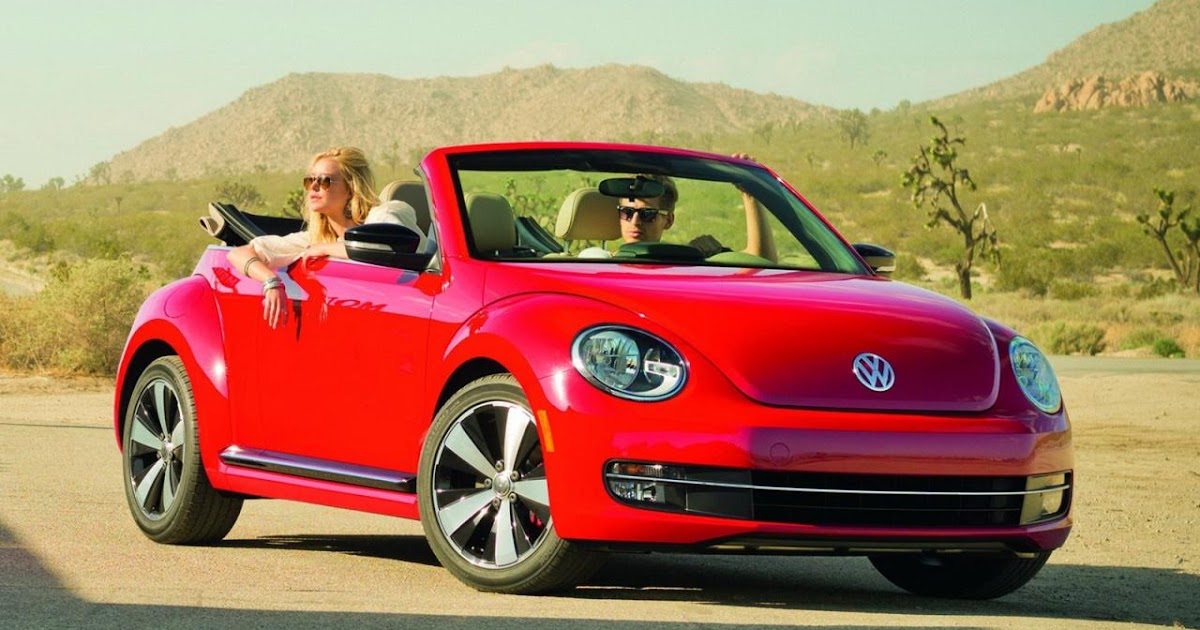 a marketing plan for volkswagen new beetle cabriolet