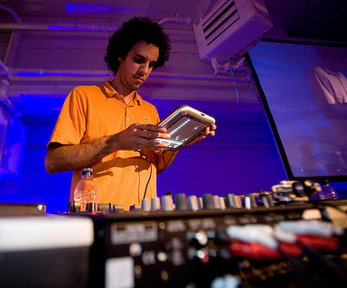 Four Tet @ Tower Automotive Bld, Friday