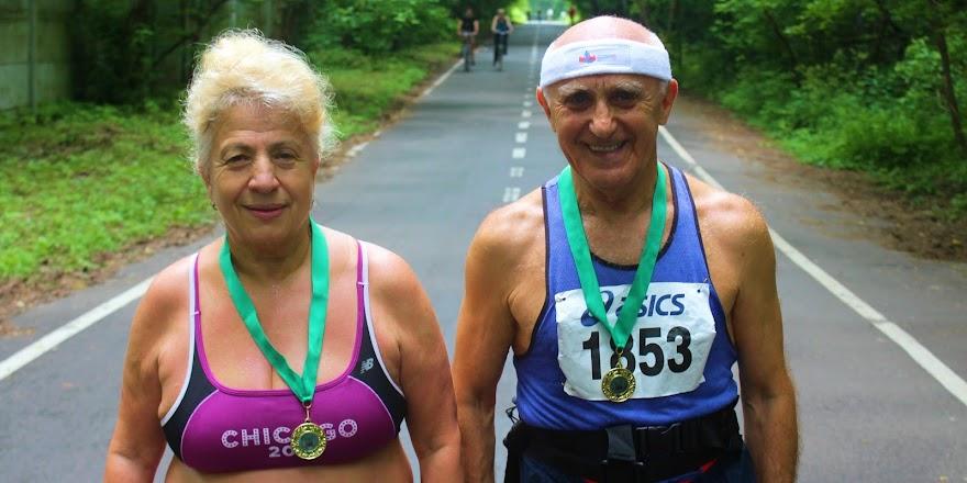 XIII Метрогородокский марафон - 20 июня 2015 - фото