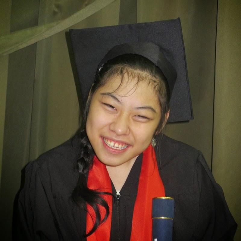 Rebeca Arimi Suzuki - Formatura