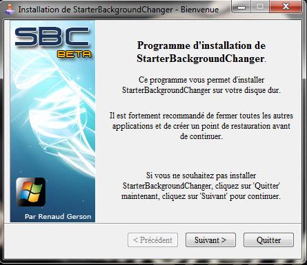 Wallpaper Changer For Windows 7 Starter Download Terminated