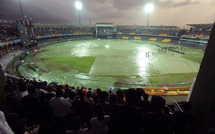 Qualifier 1st KXIP vs KKR postponed to Wednesday
