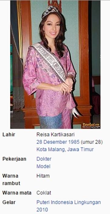 profil, biografi, dan biodata dr reisa brotoasmoro dr oz indonesia