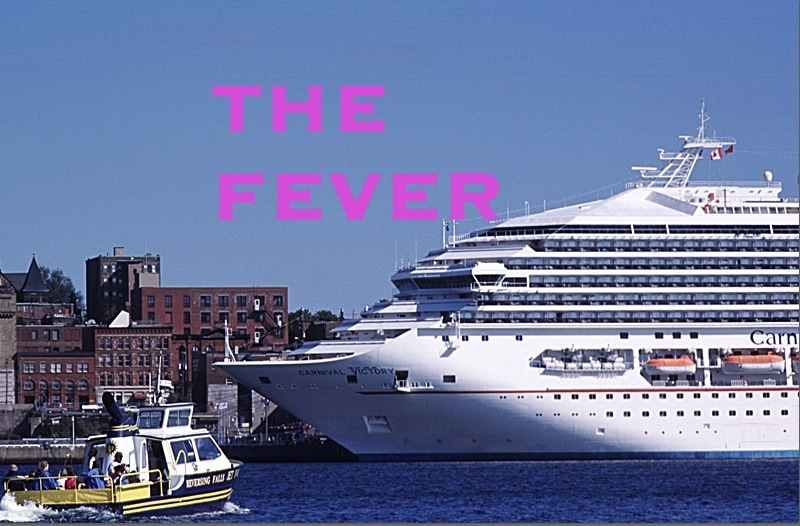 Cruise Ship Fever In Saint John Will The Lost Valley Get Some - Cruise ships saint john nb