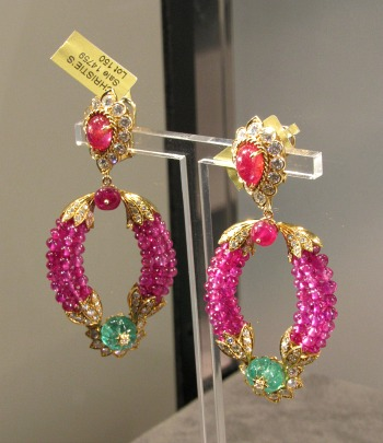 Earrings of the Month