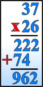 Tipos de multiplicación, Diferentes formas de multiplicar, Multiplicaciones diferentes, Diferentes formas de multiplicar, Aprendamos a multiplicar, Curiosidades numéricas, Curiosidades de la matemática