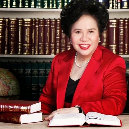 Sen. Miriam Santiago reveals she has lung cancer
