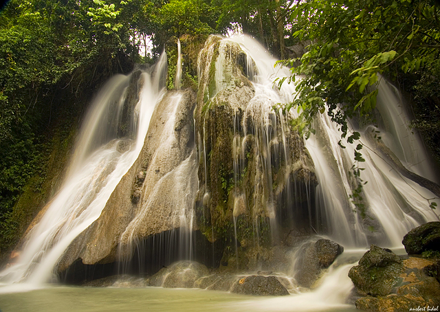 Rizal (Palawan) Philippines  city images : Further up from Daranak Falls is its sister upstream, Batlag Falls ...