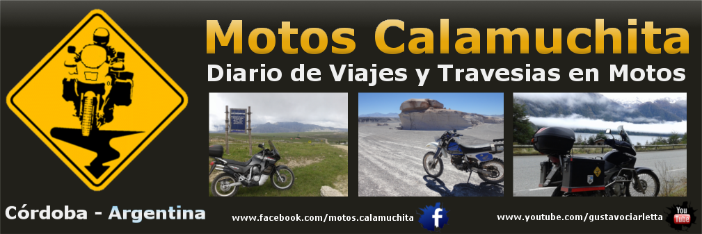 Motos Calamuchita