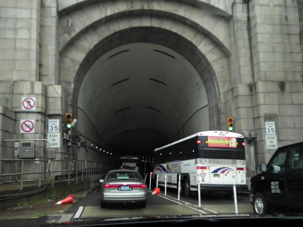 Lincoln Tunnel Accident