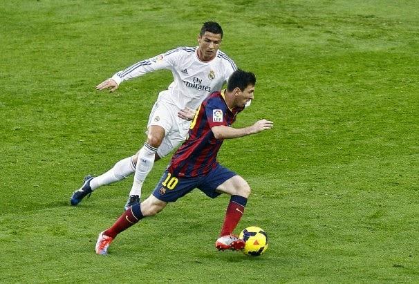 Infografía: Cristiano Ronaldo vs. Lionel Messi