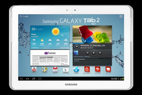 tablette samsung galaxy tab a6 10 1 32 go. Black Bedroom Furniture Sets. Home Design Ideas