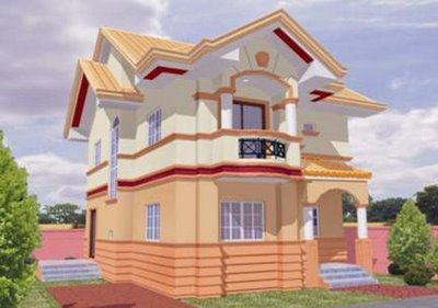Beautiful house elevation drawings gallery modern house - House outer design pictures ...