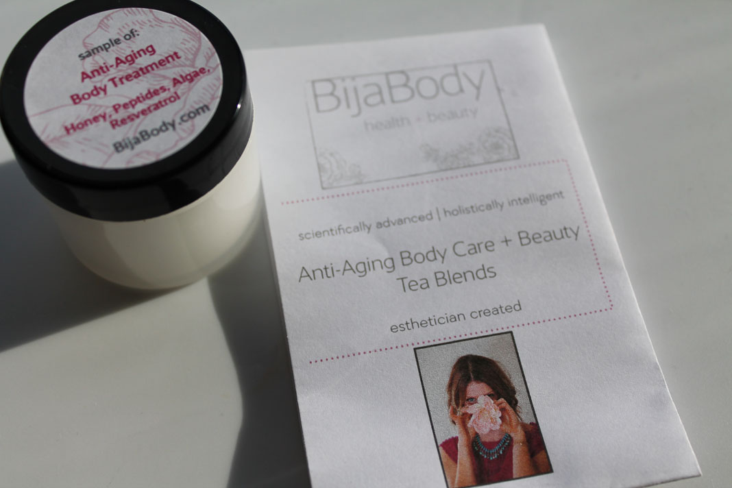 skin care products reviews bijabody body treatment