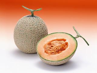 Gambar Buah Melon