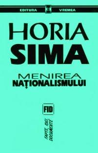 Menirea naţionalismului