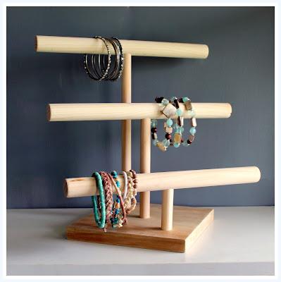 3-tier bracelet stand