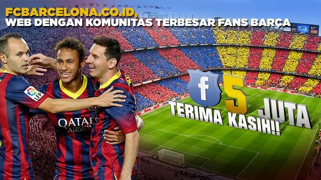 El FC Barcelona rompe records en Indonesia