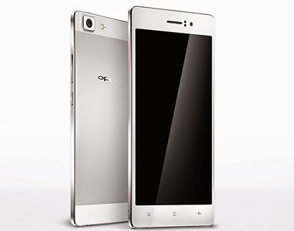 Oppo R5 World Slimmest Smartphone At Just 4.85mm