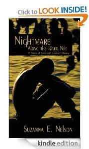 Free eBook Feature: Nightmare Along the River Nile by Suzanna E. Nelson