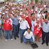 Recibe Edgar Melhem respaldo de colonos en Matamoros en el sector Las Brisas