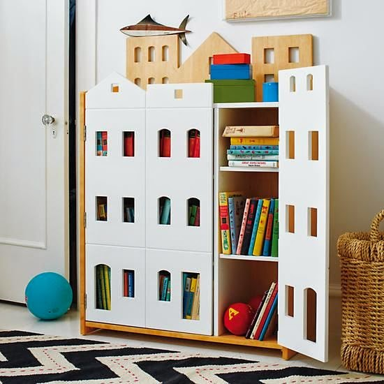 Koradecora ideas almacenaje habitaci n infantil - Ideas almacenaje juguetes ...
