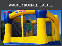 Air Walker Bounce Castle Giveaway