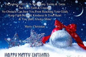 happy christmas picture messages for fb