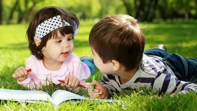 loving kids...
