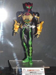Master Stars Piece Kamen Rider 000 Tatoba Combo
