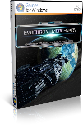 Evochron Mercenary (PC-GAME)