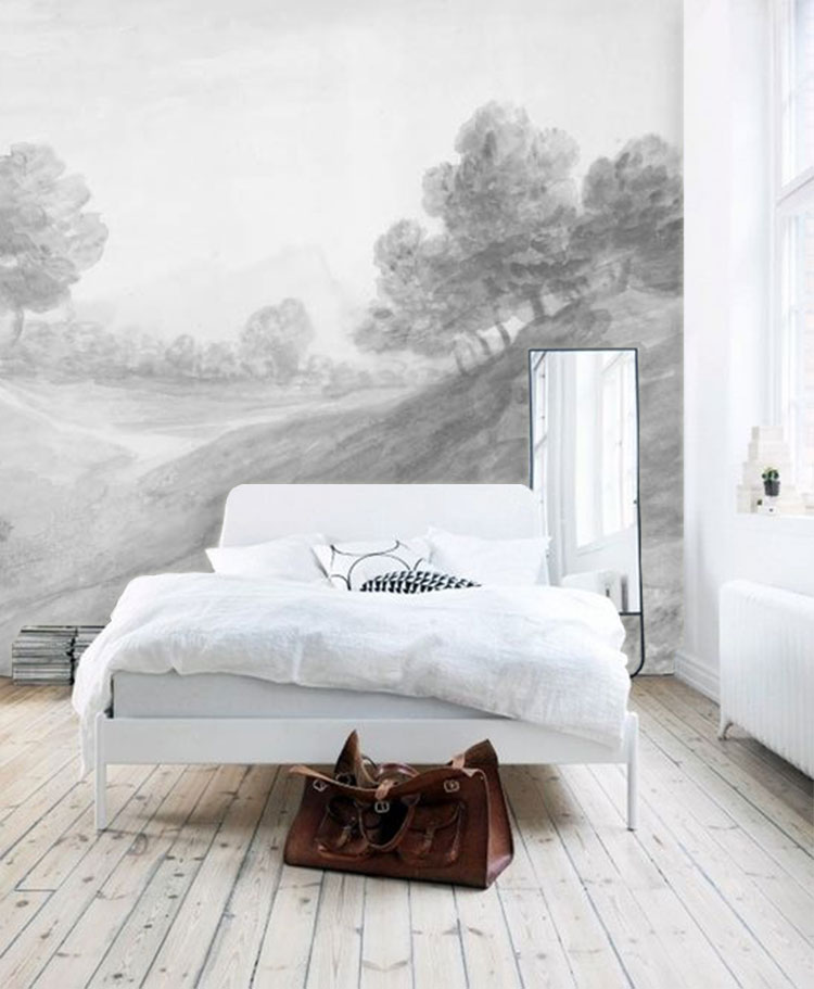 Design find mural wallpapers from a new wall anewall for Buy mural wallpaper