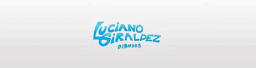 Luciano Giraldez Dibujos