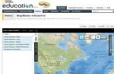 Hacer mapas online: MapMaker Interactive, de National Geographic